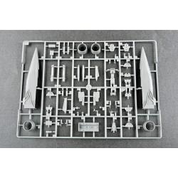 AL8830 Charnière pour gouvernail 30mm (6u)