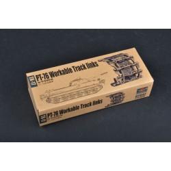 TRU02047 TRUMPETER PT-76 Track Links 1/35