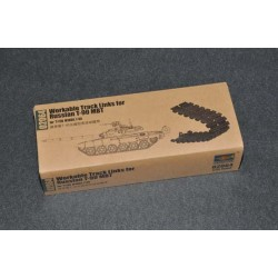 TRU02064 TRUMPETER Workable Track Links Rus.T90MBT1/35