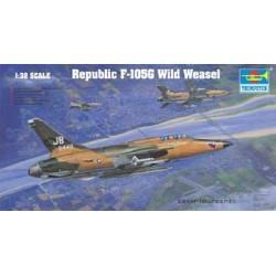 TRU02202 TRUMPETER F-105G Thunderchief 1/32