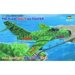 TRU02204 TRUMPETER Mig-15 bis Fighter 1/32
