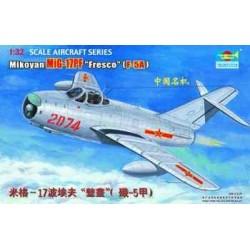 TRU02206 TRUMPETER Mikoyan Mig-17PF F5A 1/32