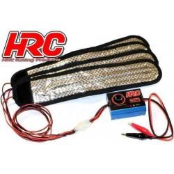 HRC9421B Chauffe-pneus - HRC Racing – Modèle Basique - 1/10 & 1/8