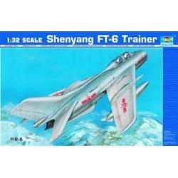 TRU02208 TRUMPETER Shenyang FT-6 Trainer1/32