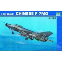 TRU02220 TRUMPETER CHINESE F-7MG 1/32