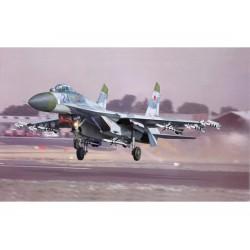 TRU02224 TRUMPETER Sukhoi SU27 Flank.A 1/32