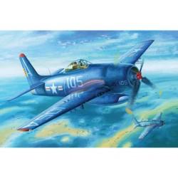 TRU02248 TRUMPETER Grumman F8F2 Bearcat 1/32