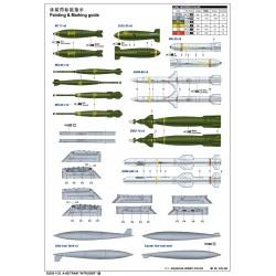 """G-Force RC - Palier de butée """"ABEC 3"""", 6X14X5 - F6-14G, (2 pcs)"""