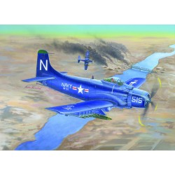 TRU02252 TRUMPETER A1D AD4 Skyraider 1/32