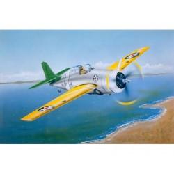 TRU02255 TRUMPETER Grumman F4F3 Wildcat 1/32