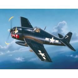 TRU02257 TRUMPETER Grumman F4F5 Hellcat 1/32