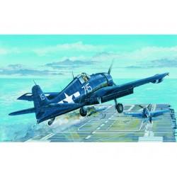 TRU02259 TRUMPETER F6F-5N Hellcat 1/32