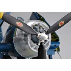 GF-1341-021 G-Force RC - Fil de Silicone - Powerflex PRO + - Noir - 10AWG - 2683 / 0.05 Cordons - OD 5.5mm - 1m
