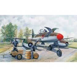 TRU02261 TRUMPETER Me 262 A-1a Clear 1/32