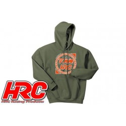 HRC9904XXL Hoodie - HRC Touring Team TM 2018 – XX-Large