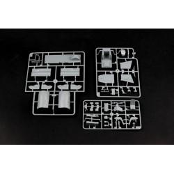 HRC9235B Prolongateur de servo - Mâle/Femelle - UNI (FUT) type - 60cm Long - BULK 10 pces