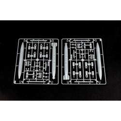 PL10143-002 Pneus - 1/5 Buggy - Arrière - Fugitive X2 (Medium) (2pces) - pour HPI Baja 5SC Rear / 5ive-T F/R