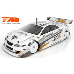 TM109004 Carrosserie - 1/10 Touring - 190mm - Transparente - Mazda 6
