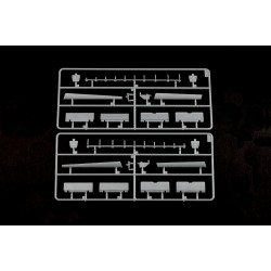 PL3495-00 Carrosserie - 1/10 Short Course - Transparente - Classic Interior pour Crawler