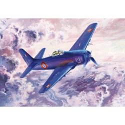 TRU02284 TRUMPETER Grum. F8F1B Bearcat 1/32