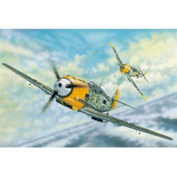 TRU02288 TRUMPETER Me Bf 109E-3 1/32
