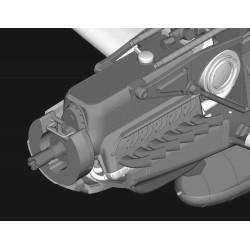 U-0103 UHU - Endfest - 33 gr - Colle epoxy 2 composants