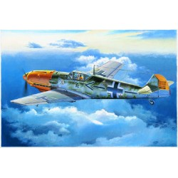 TRU02289 TRUMPETER Me Bf 109E-4 1/32