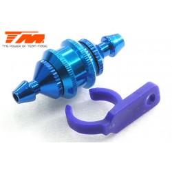 TM111051B Filtre à essence - Petit – Bleu