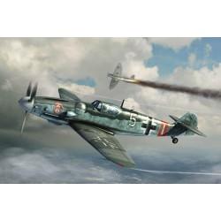 TRU02297 TRUMPETER Messerschmitt Bf 109G-6 1/32