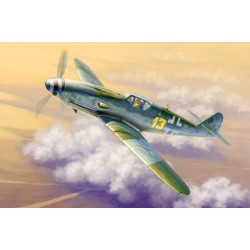 TRU02299 TRUMPETER Messerschmitt Bf 109K-4 1/32