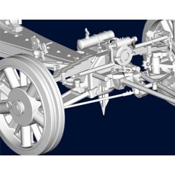 HRC68104 Servo - Analogique - 40.5x38x20.3mm / 45.5g - 4.0kg/cm
