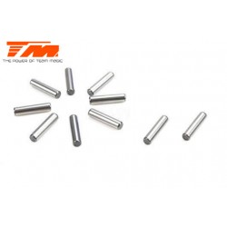TM111141 Goupille - 3.0x12.8mm (10 pces)