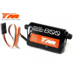TM114043 Accu - 5 Eléments - AAA - Accu récepteur - 6V 800mAh - G4 Size