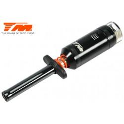 TM114203 Chauffe bougie - Black Magic - avec vue-màtre (sans accu)