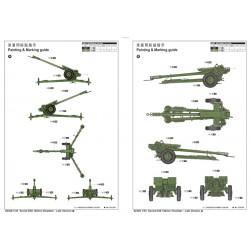PL10140-18 Pneus - 1/10 Touring - montés - Jantes noires - 12mm hex - Protoform VTA - Avant 26mm (2 pces)