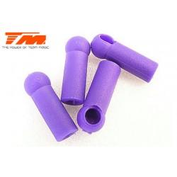 TM115023P Chapes de carburateur – Purple