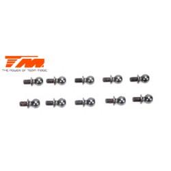 TM115030 Pièce détachée - Rotules 5X4mm (10 pces)