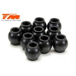 TM115031 Pièce détachée - Rotule acier 6.8mm (10 pces)