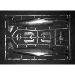 TM126322C Vis - tête cylindrique - Hex (Allen) - M3 x 22mm (6 pces)