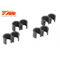 TM116125 Fuel Tube Clip (4 pces)