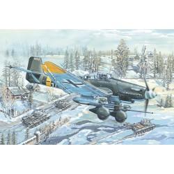 TRU02425 TRUMPETER Junkers Ju-87G-2 Stuka 02425 1/24