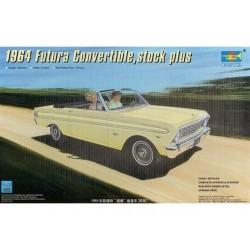TRU02509 TRUMPETER 64 Futura Convert. 1/25