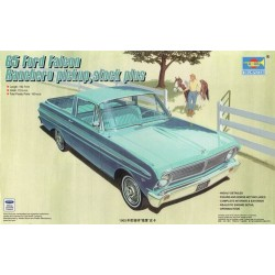 TRU02511 TRUMPETER 65 Ford Ranchero Falc1/25