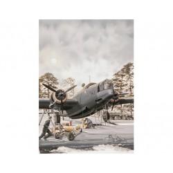 TRU02808 TRUMPETER Vickers Wellington 1/48