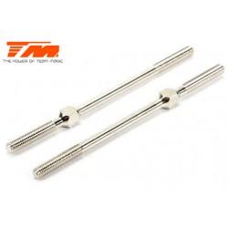 TM116137 Biellettes à pas inversé - renforcées - 3x 70mm (2 pces)
