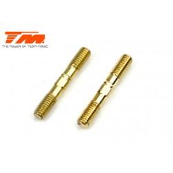TM116153C Biellettes à pas inversé - CR - 5x 30mm (2 pces)