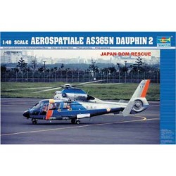 TRU02818 TRUMPETER Aerospatiale AS365N 1/48