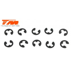 TM116202 E-clip - 2.5mm (10 pces)