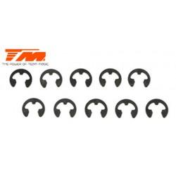 TM116203 E-clip - 5.0mm (10 pces)