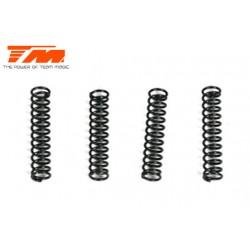 TM116207 Pièce détachée - Ressorts de gaz/frein (4 pces)
